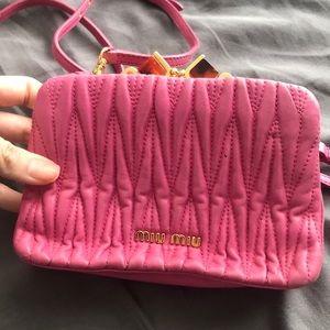 Authentic MiuMiu purse 👛